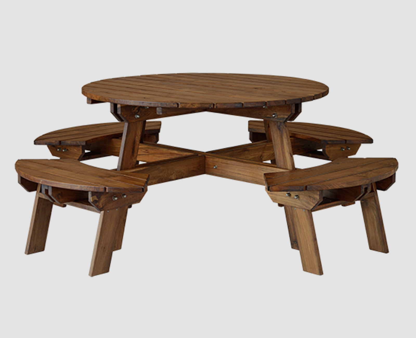 Excellent Aspen Picnic Bench Sadaya Guild Gmtry Best Dining Table And Chair Ideas Images Gmtryco
